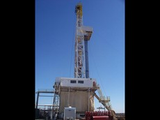 OIME 3000E Draw works Drill Rig