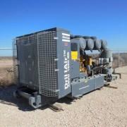 2010 Atlas Copco XRVO 1550/365 Air Compressor