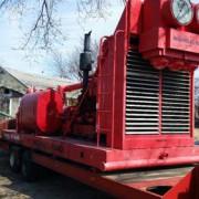 Ingersoll Rand XHP-1150 Air Compressor