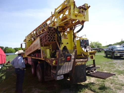 Mud Pump Drilling
