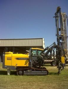 2011 Atlas Copco PowerROC T30 Drill Rig
