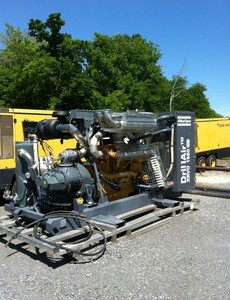 Atlas Copco XRVO 1550/365  Air Compressor