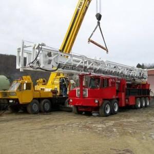 Drill Rig Rental Equipment